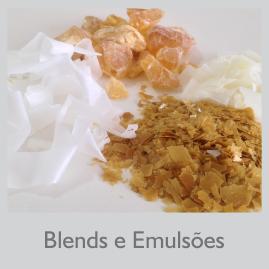 Blends e Emulsões